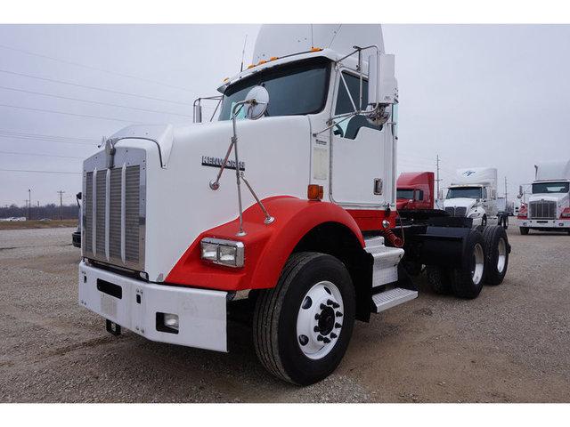 2000 Kenworth T800 Utility Truck - Service Truck