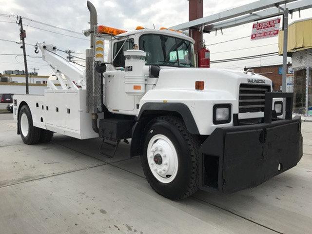 2000 Mack Rd 688 S 30 Ton Heavy Duty Wrecker Tow Truck Heavy Wrecker Tow Truck
