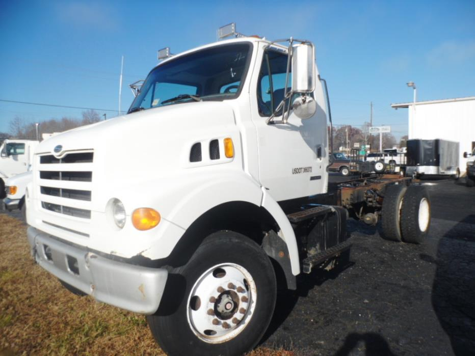 1999 Sterling L7501 Cab Chassis