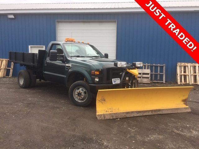 2008 Ford F-350sd  Cab Chassis