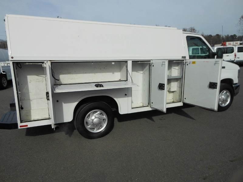 2011 Ford E-350 Utility Truck - Service Truck