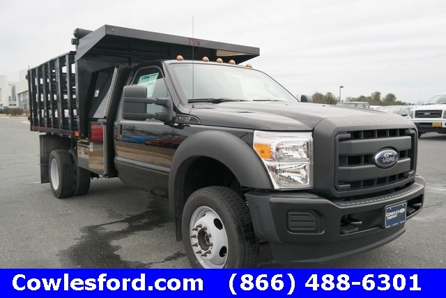 2016 Ford F-450sd  Stake Bed