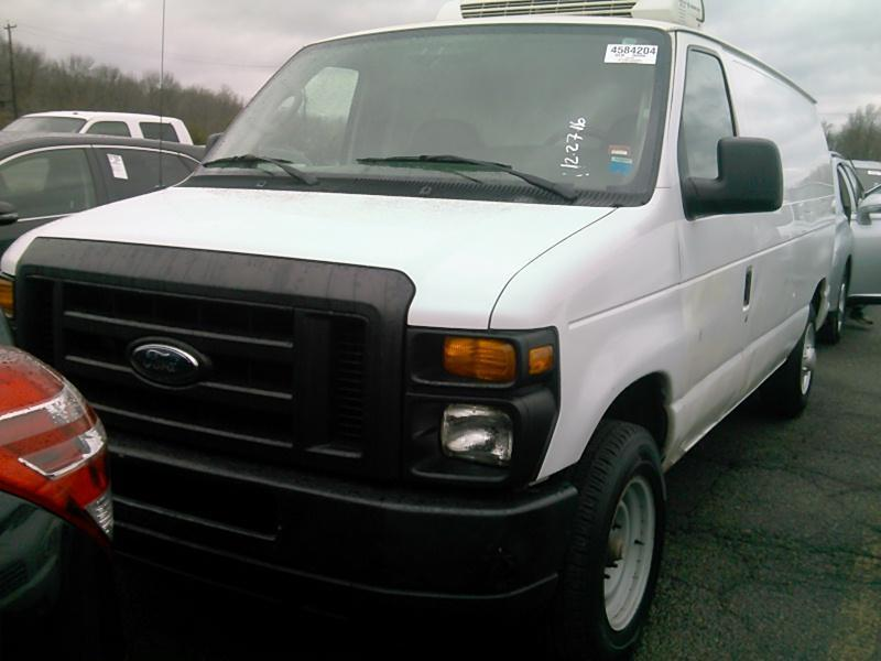 2008 Ford Econoline  Refrigerated Truck