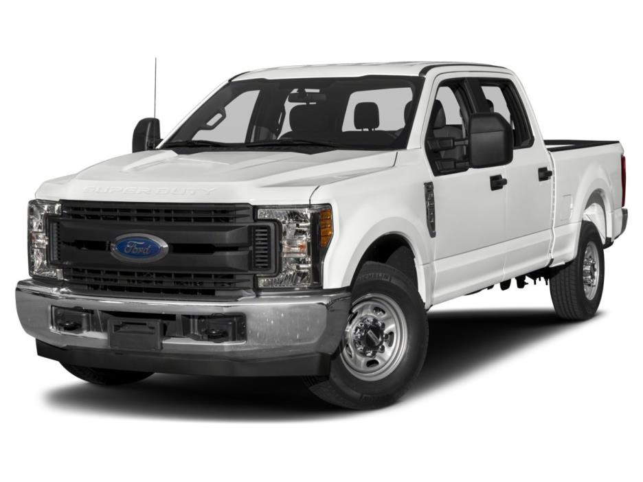 2017 Ford F-250sd  Pickup Truck