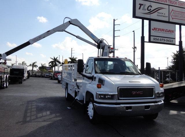 2006 Gmc C5500 Crane Truck