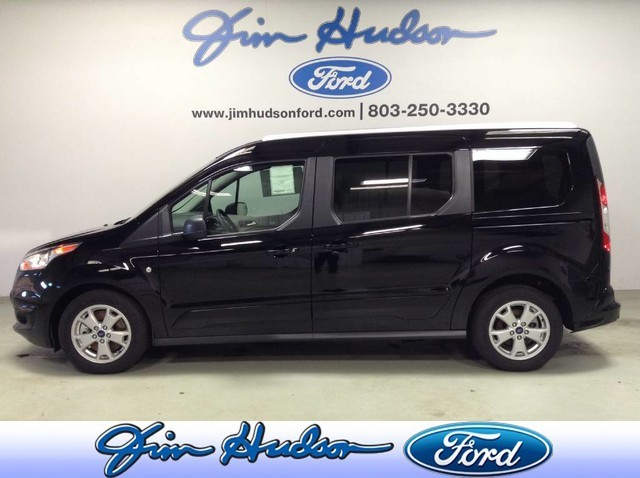 2017 Ford Transit Connect Wagon  Van