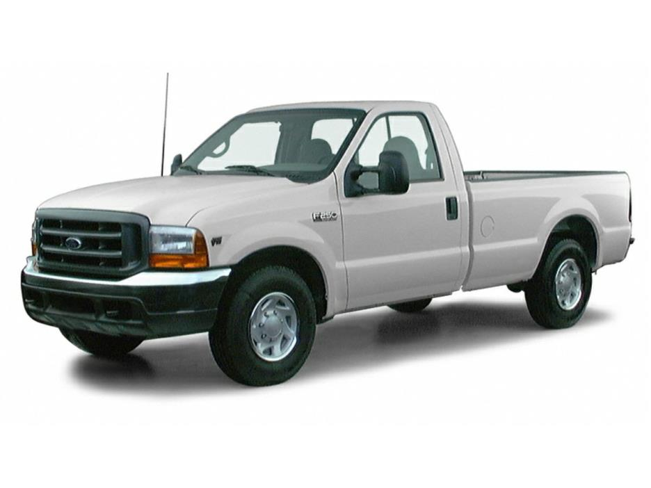 2000 Ford F-250sd  Pickup Truck