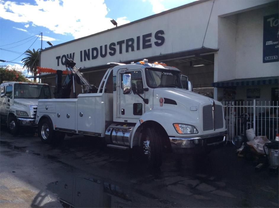 2017 Kenworth T370 Wrecker Tow Truck