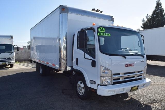 2008 Gmc W4500  Box Truck - Straight Truck