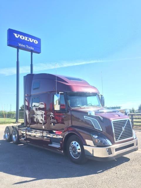 2017 Volvo Vnl64t780 Conventional - Sleeper Truck