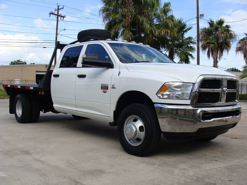 2012 Ram Ram Chassis 3500  Cab Chassis