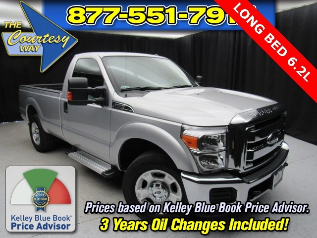 2015 Ford F-250sd  Pickup Truck