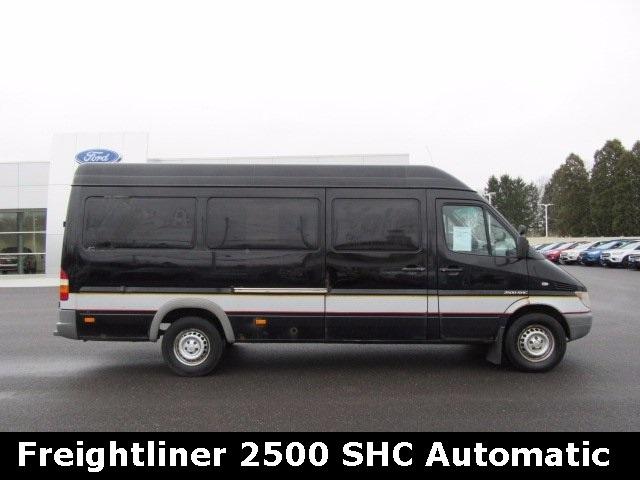 2006 Freightliner 2500 Cargo Van