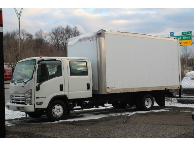 2008 Isuzu Npr Box Truck - Straight Truck