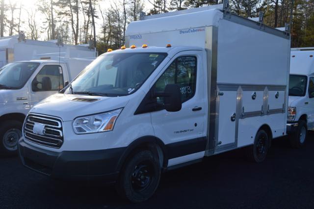 2017 Ford Transit-350 Cutaway  Cutaway-Cube Van