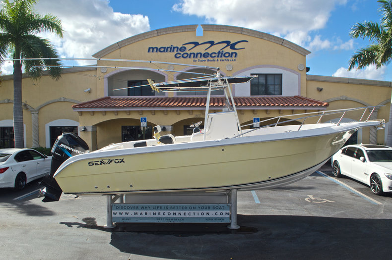 2006 Sea Fox 257 Center Console, 0