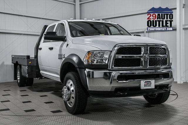 2015 Ram 5500  Pickup Truck
