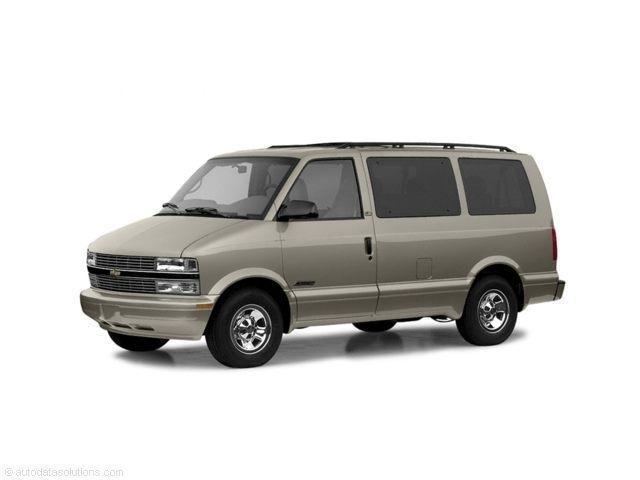 2005 Chevrolet Astro Passenger Van