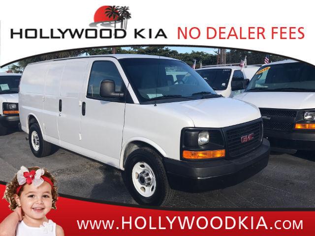 2011 Gmc Savana 2500 Van