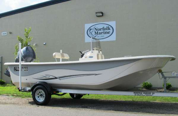 2017 Carolina Skiff 198 DLV, 0