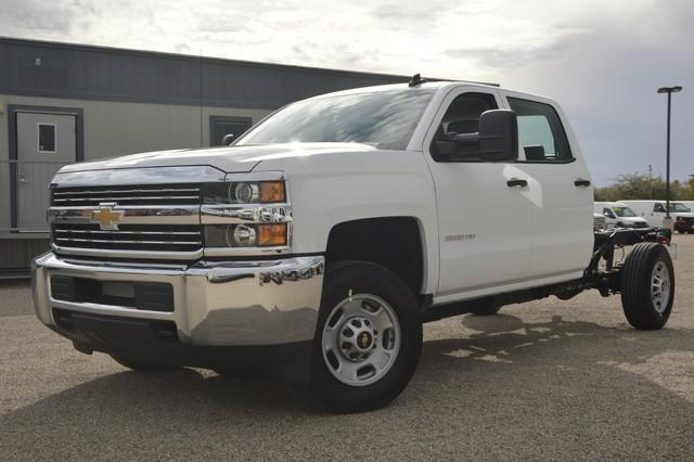 2017 Chevrolet Silverado 2500  Pickup Truck