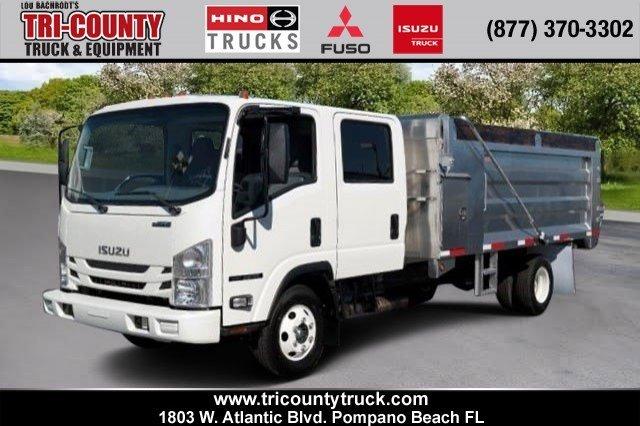 2016 Isuzu Truck Commercial Trk  Dump Truck