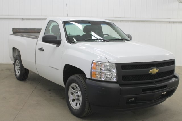 2010 Chevrolet Silverado 1500  Pickup Truck
