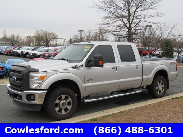 2012 Ford F-250sd  Pickup Truck