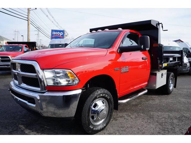 2015 Ram Chassis 3500  Dump Truck