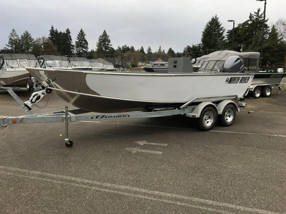 North river osprey boats for sale in oregon for Yamaha dealers in oregon