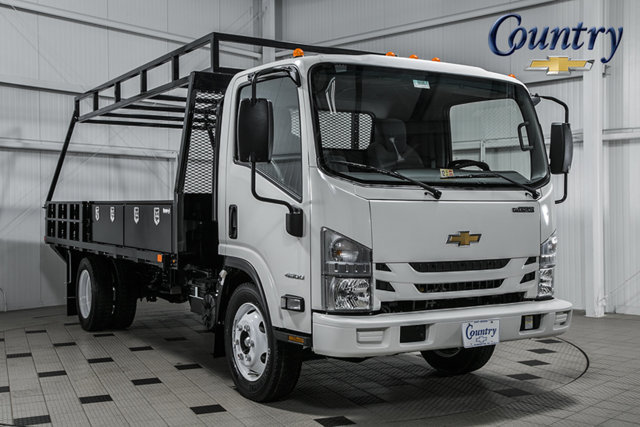 2016 Chevrolet Lcf 4500 Pickup Truck