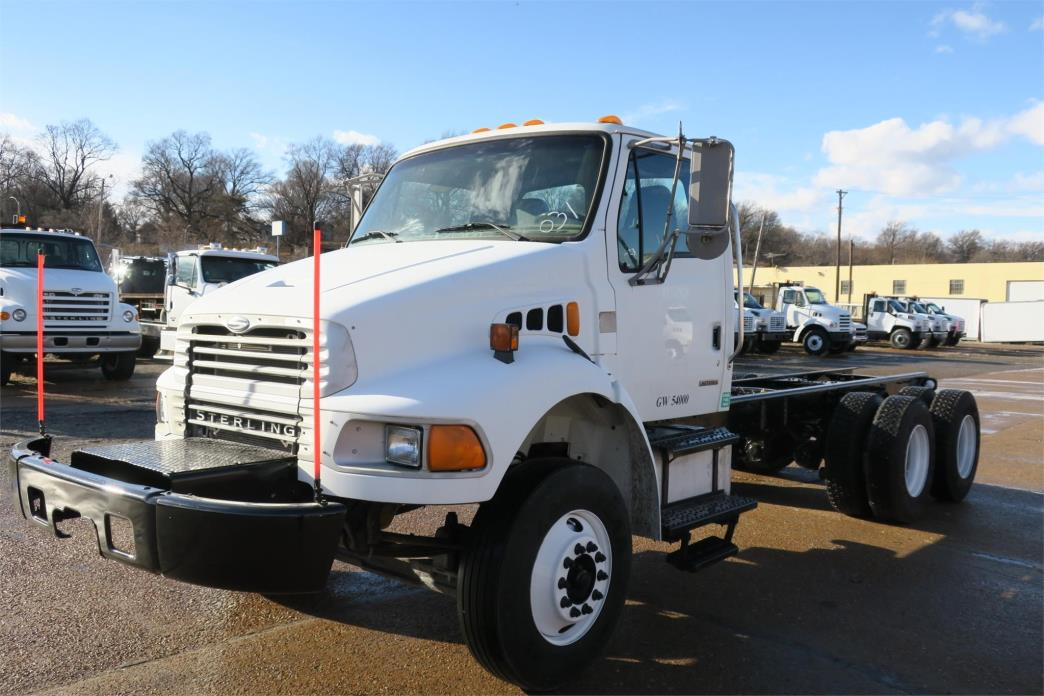 2003 Sterling A9500 Cab Chassis