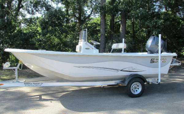 2017 Carolina Skiff 198 DLV, 2