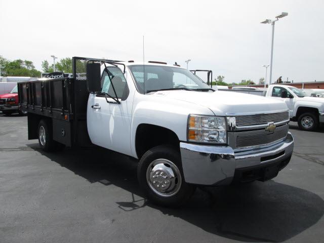 2009 Chevrolet Silverado 3500 Contractor Truck