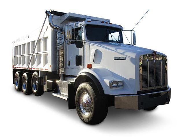 2012 Kenworth T800 Dump Truck