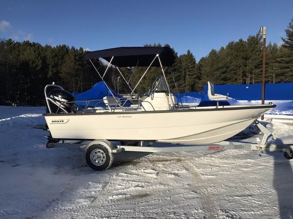Boston Whaler 170 Montauk boats for sale in Wisconsin