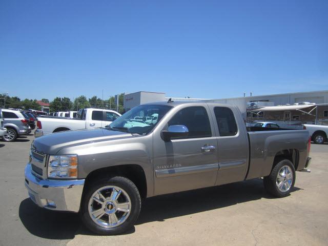 2012 Chevrolet Silverado 1500  Pickup Truck