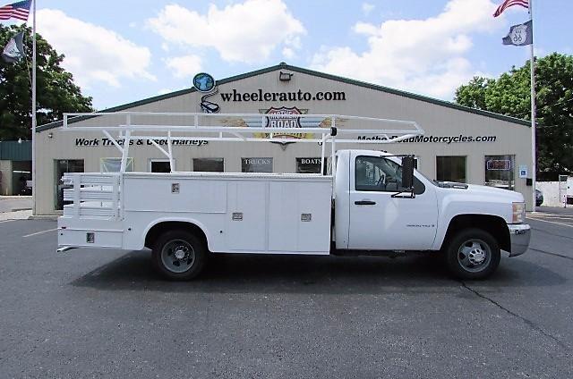 2008 Chevrolet K3500 Utility Truck - Service Truck
