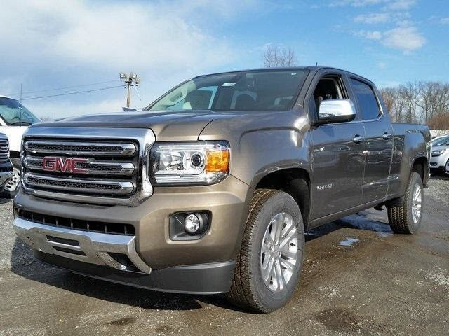 2017 Gmc Canyon  Pickup Truck