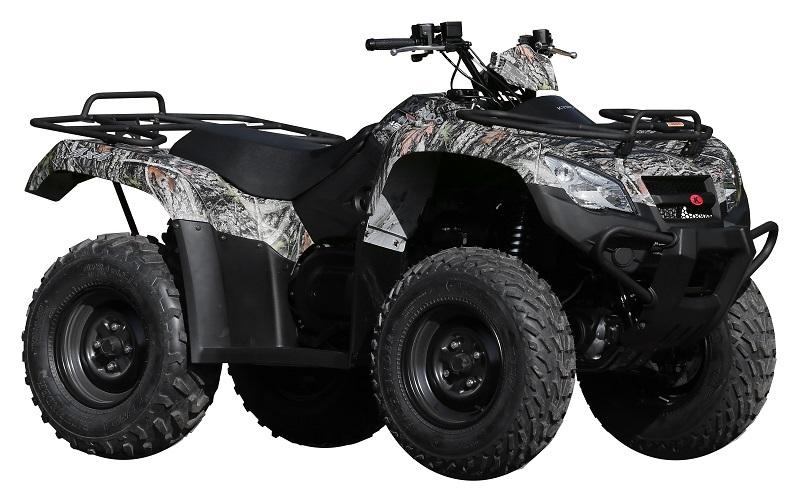 2016 Kymco MXU 450i Camo