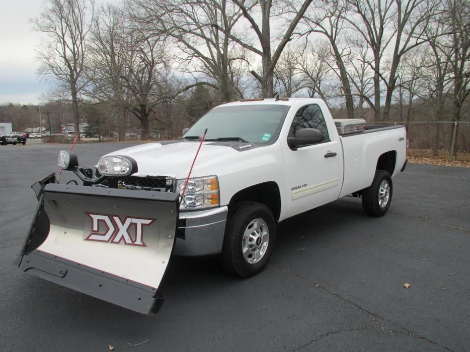 2011 Chevrolet Silverado 2500hd Plow Truck - Spreader Truck
