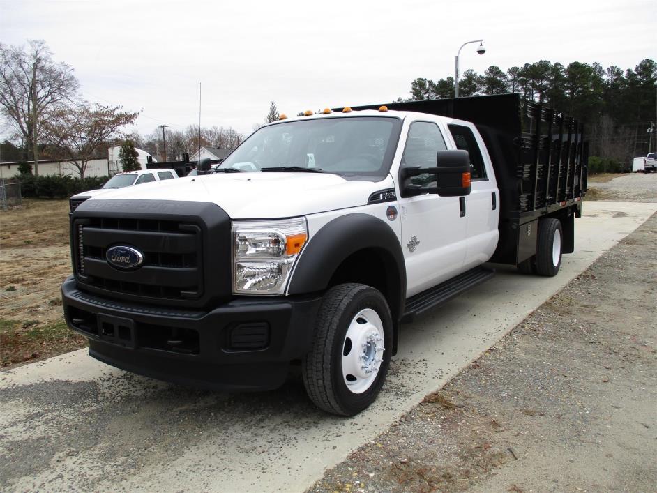 2016 Ford F450 Xl Sd Box Truck - Straight Truck