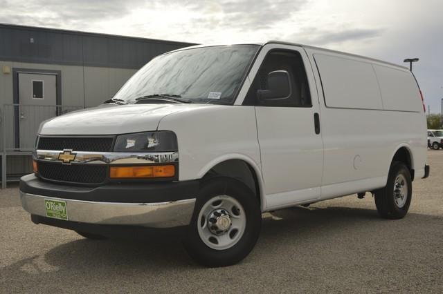 2017 Chevrolet Express 2500 Access Van  Cargo Van