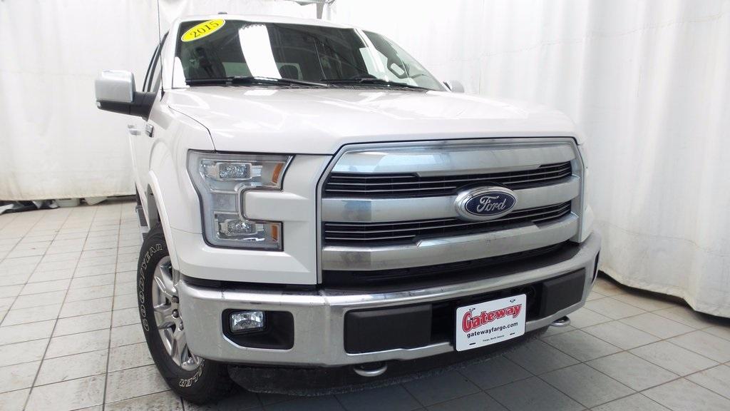 2015 Ford F-150  Pickup Truck