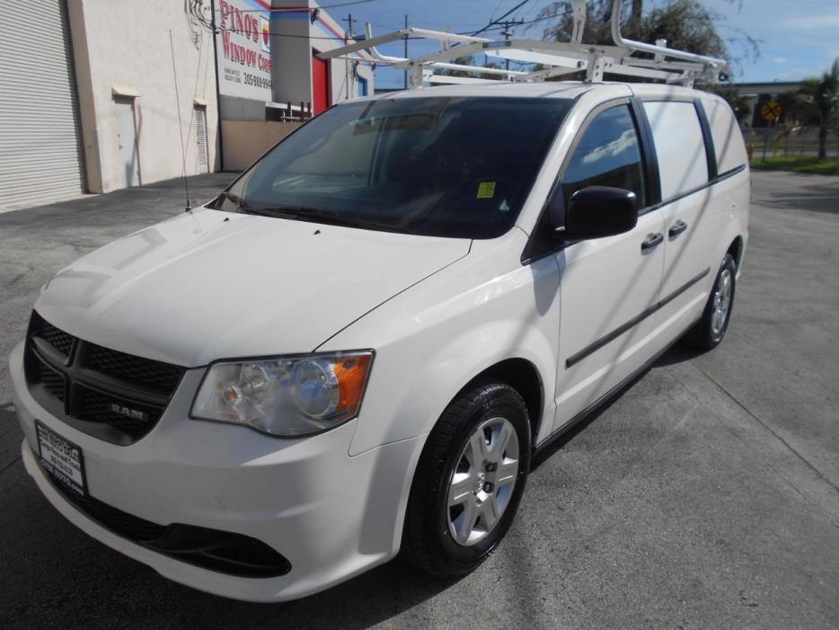 2012 Ram C/V  Cargo Van