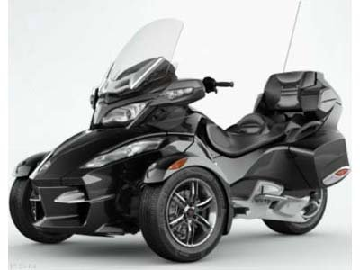 2010 Can-Am Spyder™ RT-S SM5