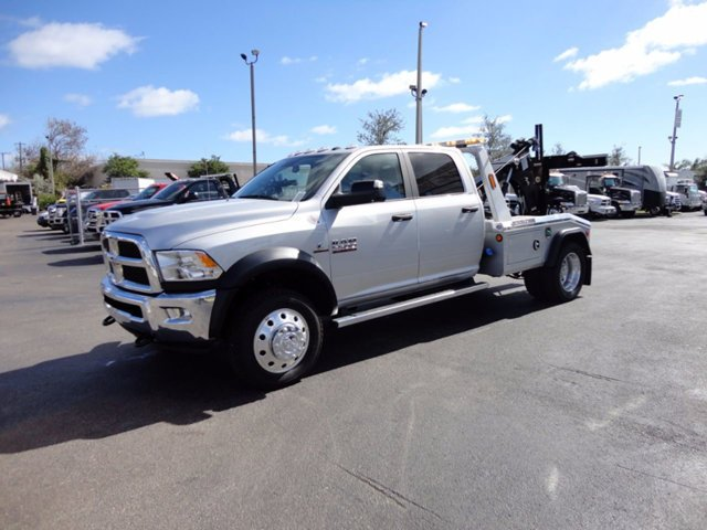 2017 Dodge 5500 Rollback Tow Truck