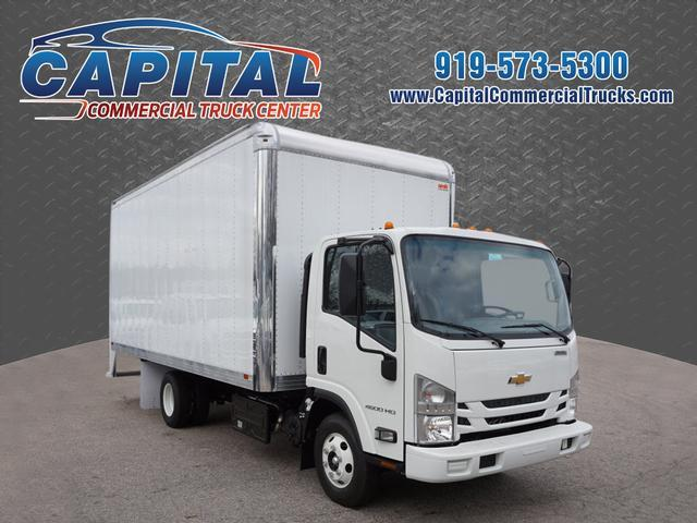 2016 Chevrolet 4500 Box Truck - Straight Truck