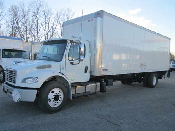 2014 Freightliner M2 106 Box Truck - Straight Truck