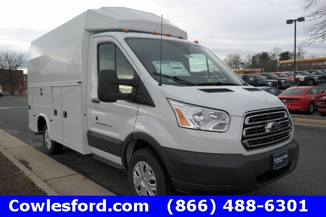 2017 Ford Transit-350  Mechanics Truck